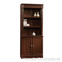 Sauder Palladia Library with Doors  Select Cherry - B007N7ZFK8