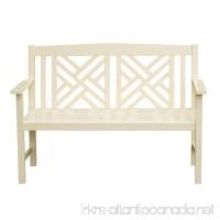 Achla designs fretwork bench - B000Y0K6LO
