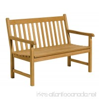 Oxford Garden Classic 4-Foot Shorea Bench - B00004S9JE