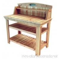 Suncast PT4500 Cedar Potting Bench - B0725G5X6Y