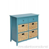 ACME Flavius Teal Accent Chest - B073TWZK1Q