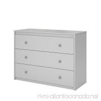 Ameriwood Home 5848412COM 3 Drawer Dresser - B07BZVPJ89