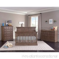 Westwood Design Pine Ridge/Stone Harbor 7 Drawer Double Dresser Chest Cashew - B014DGENWM