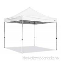 Caravan Canopy 10' x 10' Alumashade Instant Canopy  White - B01N6W9G19