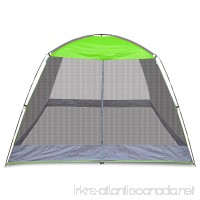 Caravan Canopy Sports Screen House Shelter 10 x 10-Feet Lime Green - B00TJ2JPJW