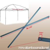"""For Coleman 12' x 12' Canopy MIDDLE TRUSS BAR 36 1/4"""" Replacement Parts Repair N - B078G1RQM2"""