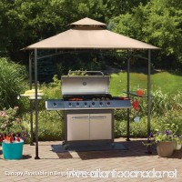 Garden Winds OPEN BOX Replacement Canopy Top Cover for Mainstays' Grill Shelter - B01697VBTQ