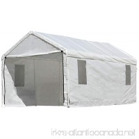 ShelterLogic MaxAP ClearView Enclosure Kit with Windows  10 x 20 ft. (Frame and Canopy Sold Separately) - B001G7Q1YA
