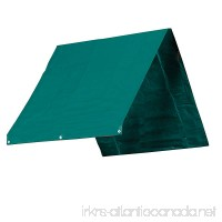 "Swing-N-Slide 43"" x 90"" Heavy Duty Forest Green Canopy - B0028AED1W"