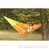 Breezy Point Mayan Mexican Jumbo Hammock - B003QZQ4L0