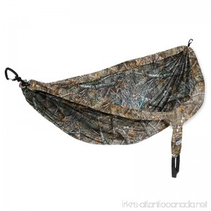 ENO Eagles Nest Outfitters - DoubleNest Camo Portable Hammock for Two - B0762F7KS1