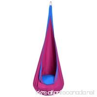 Costzon Child Pod Swing Chair Tent Nook Indoor Outdoor Hanging Seat Hammock Kids - B01KZGTKO0