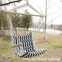 Homejoys Hammock Hanging Rope Chair Porch Swing Seat Outdoor Camping Portable Patio New - B07F5WJRVT