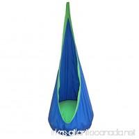 XIAOHESHOP XHSP Kids Child Pod Swing Chair Nook Tent Indoor Outdoor Hanging Seat Hammock - B01MYWO382