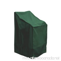 Bosmere C570 Stacking Chairs Cover 42-Inch High at Back 27-Inch at Front x 27-Inch Deep x 24-Inch Wide - B000TASEOK