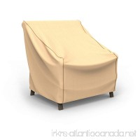 Budge Chelsea Patio Chair Cover  Medium (Tan) - B00N2OCYSW