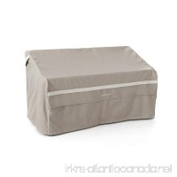 CoverMates – Outdoor Patio Bench Cover – 64W x 34D x 38H – Prestige Collection – 7 YR Warranty – Year Around Protection - Clay - B01DDV1H3Q
