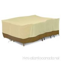 Classic Accessories 55-884-051501-00 Patio Furniture Cover  X-Large - B076VNPD6S
