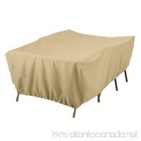 Classic Accessories 59972 Terrazzo General Purpose Patio Furniture Cover - B019NTDNRK