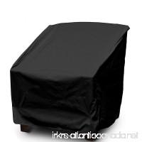 COBANA Patio Furniture Recliner Set Cover Lounge Chaise Cover 84 (L) x34 (W) x34/17(H) in Waterproof (31 (L) x27.5 (W) x40/27.5 (H) in) - B01M0A242I