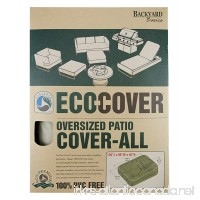 Mr. Bar-B-Q Backyard Basics Eco-Cover PVC Free Oversized Cover All Patio Cover - B001V7R6GC