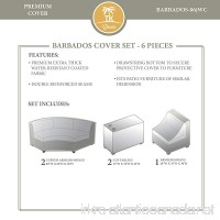 TK Classics BARBADOS-06jWC Winter Cover Set  Beige - B01MZ0W95H