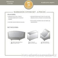 TK Classics BARBADOS-06jWC Winter Cover Set Beige - B01MZ0W95H