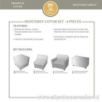 TK Classics MONTEREY-08bWC Monterey Winter Cover Set - B016MK64D8
