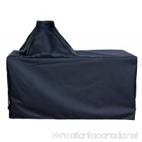 """Cowley Canyon Brand X-Large Ceramic Egg Type Kamado Table Cover 61""""L-33""""W-32""""H. - B00NCEHZHW"""