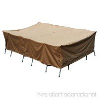 "Patio Armor SF43352 X-Large Rectangular Table Cover  117""/76""/27"" - B01DNPV584"