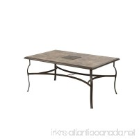Belleville Rectangular Patio Dining Table - B00TZMTY9W
