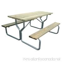 Picnic table frame - frame only~Rosendale Picnic Tables - B07BGBXS1D