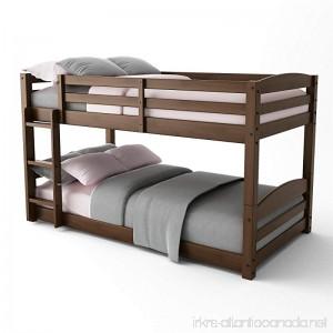 Dorel Living FZ7891 Phoenix Bunk Bed Twin Mocha - B07CJS2FVV