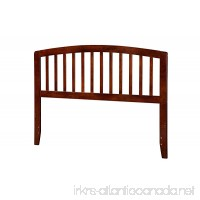 Atlantic Furniture Richmond Headboard  Queen  Antique Walnut - B012SKEA3M
