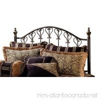 Hillsdale Furniture 1332HK Huntley Headboard  King  Dusty Bronze - B001L64ZAS