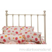 Hillsdale Molly Twin Metal Headboard without Bed Frame White - B001SG9X30