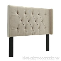 Pulaski Mirabella Tufted Panel Headboard with Wings  King - B00DP7E9QQ